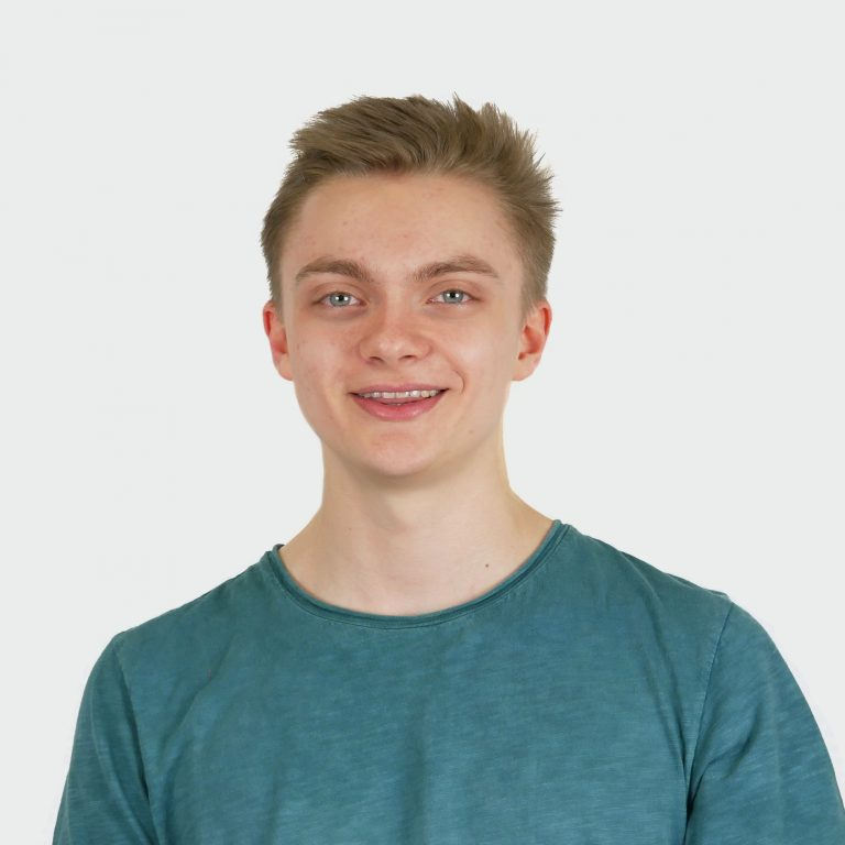 Ciaran Grimshaw Profile