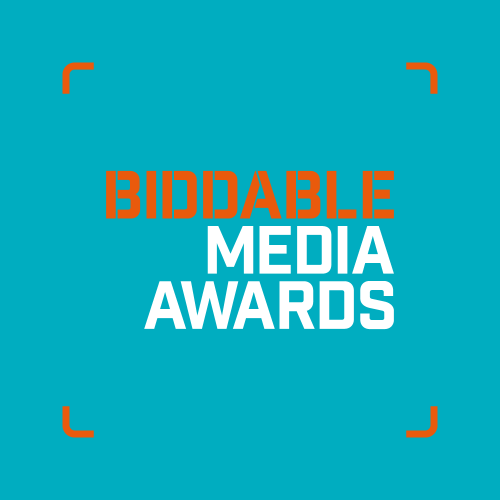 UK Biddable Media Awards 2018 Logo