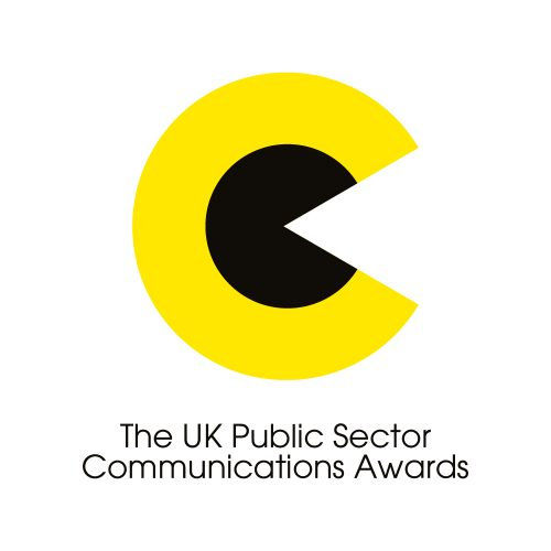 UK Public Sector Communications Awards 2018 Logo