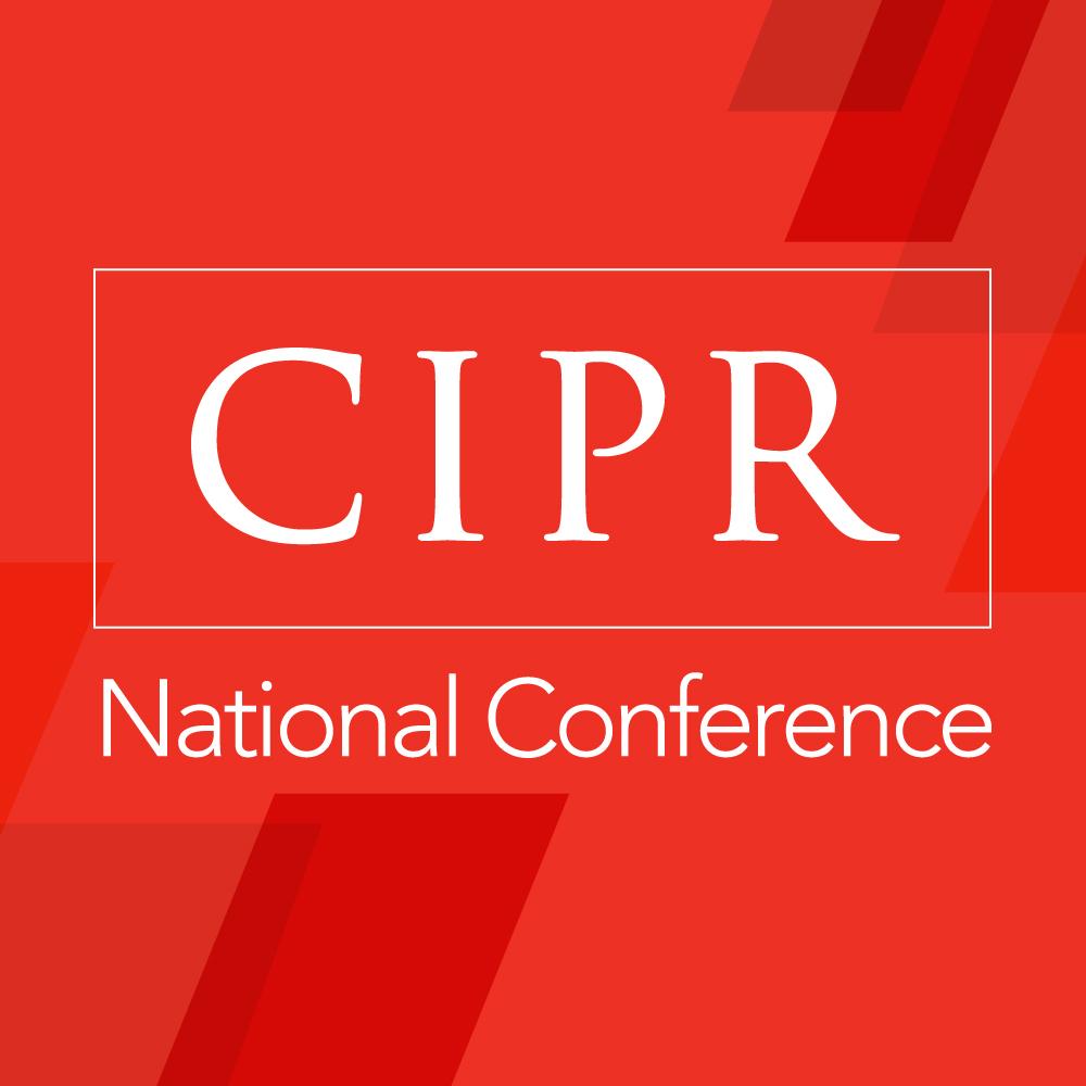 CIPR National Conference 2017 Logo