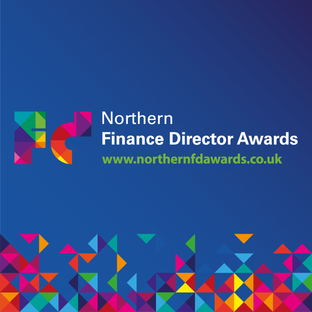 Northern Finance Director Awards 2017 Logo