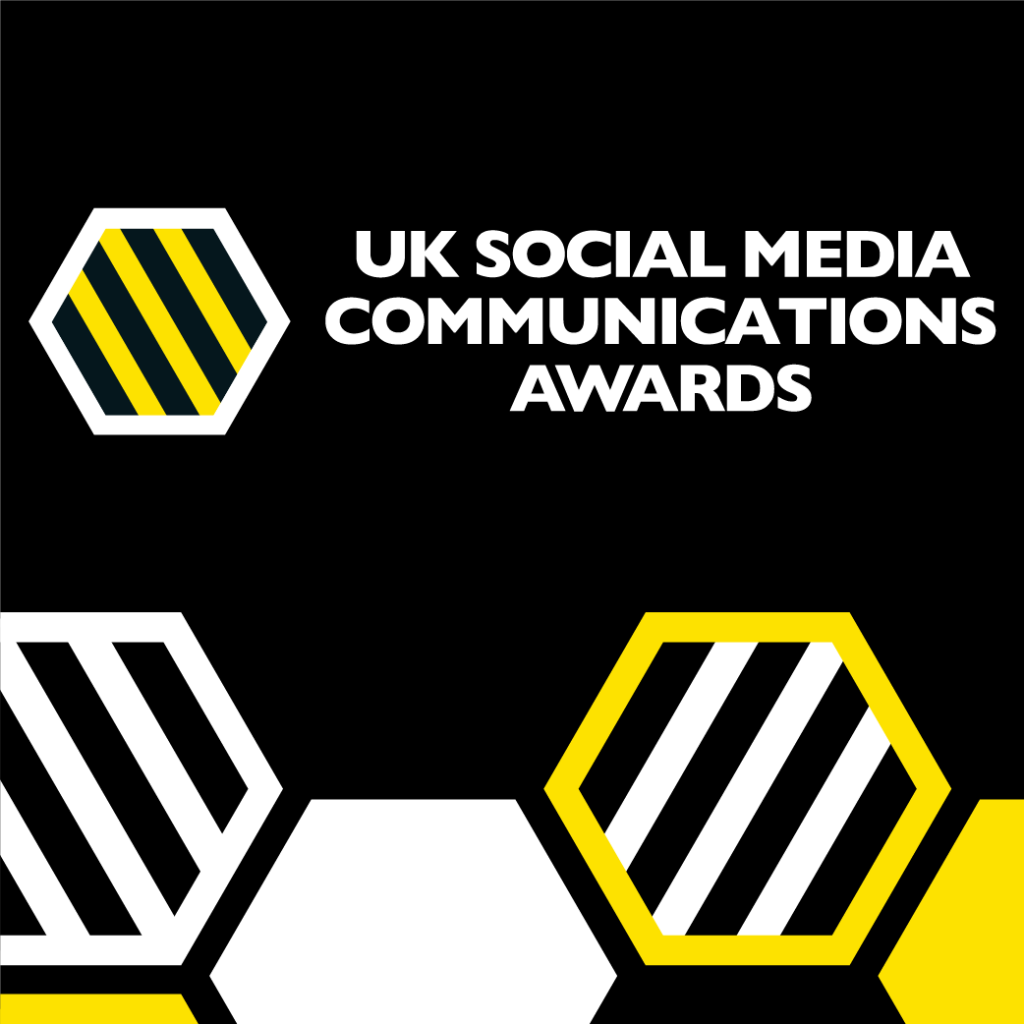 UK Social Media Communications Awards 2017 Logo