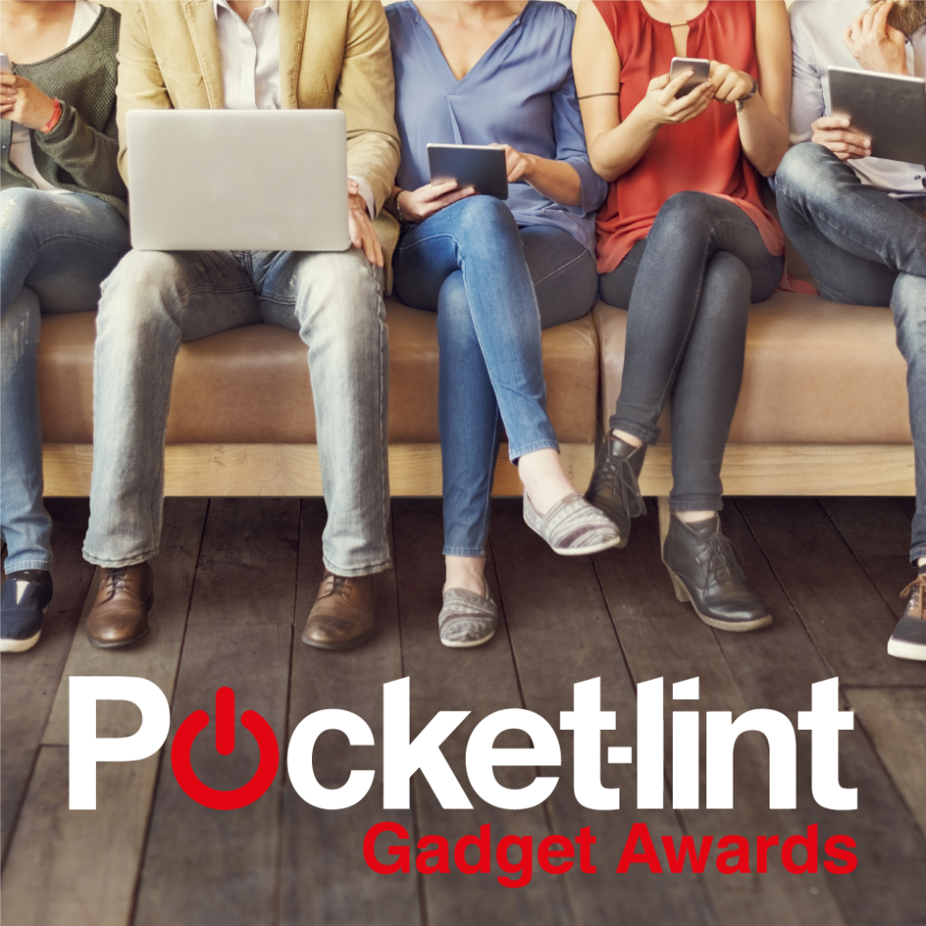 Pocket-lint Gadget Awards 2017 Logo