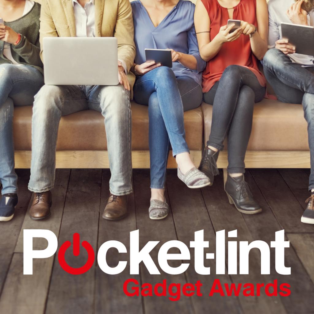 Pocket-lint Gadget Awards 2017 Logo