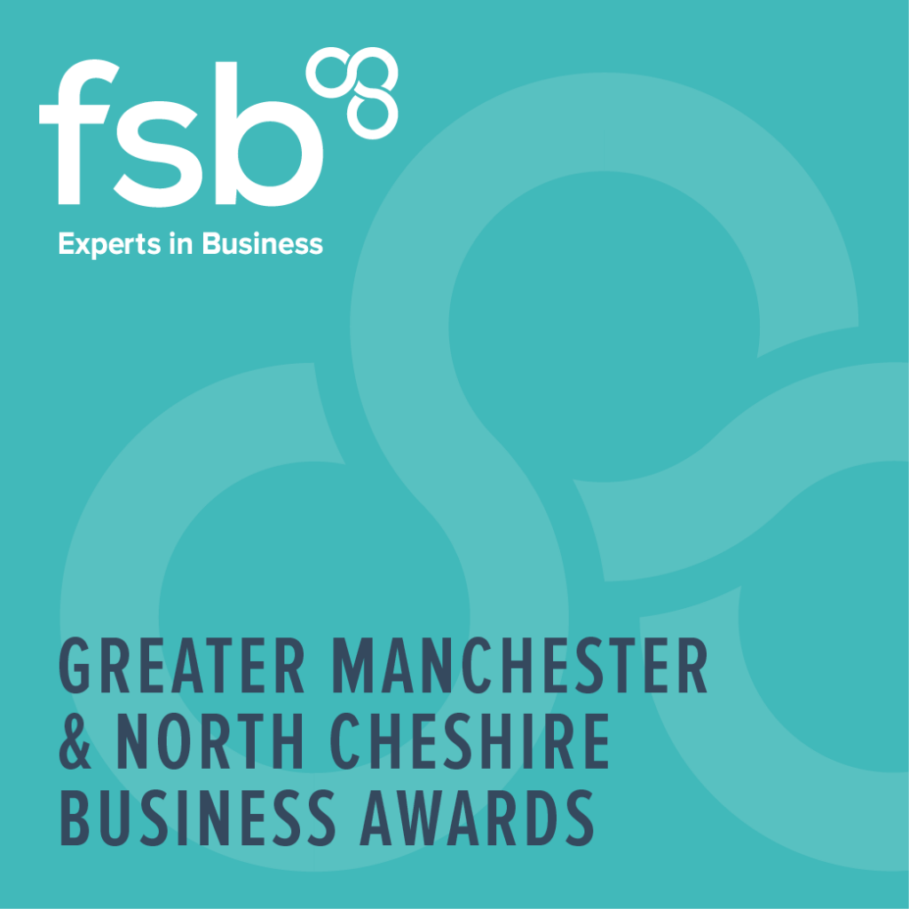 FSB Manchester Business Awards 2017 Logo