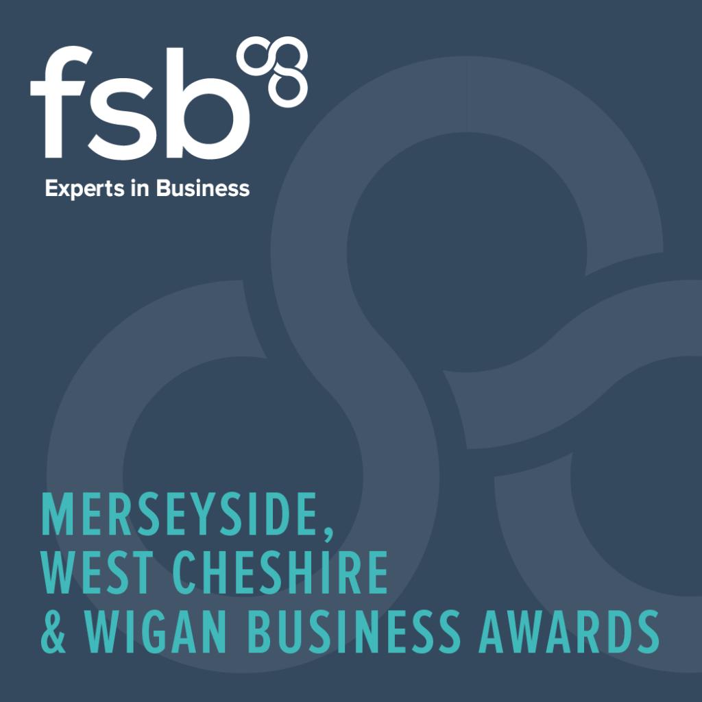 FSB Merseyside Business Awards 2017 Logo