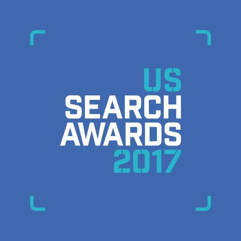 US Search Awards 2017 Logo