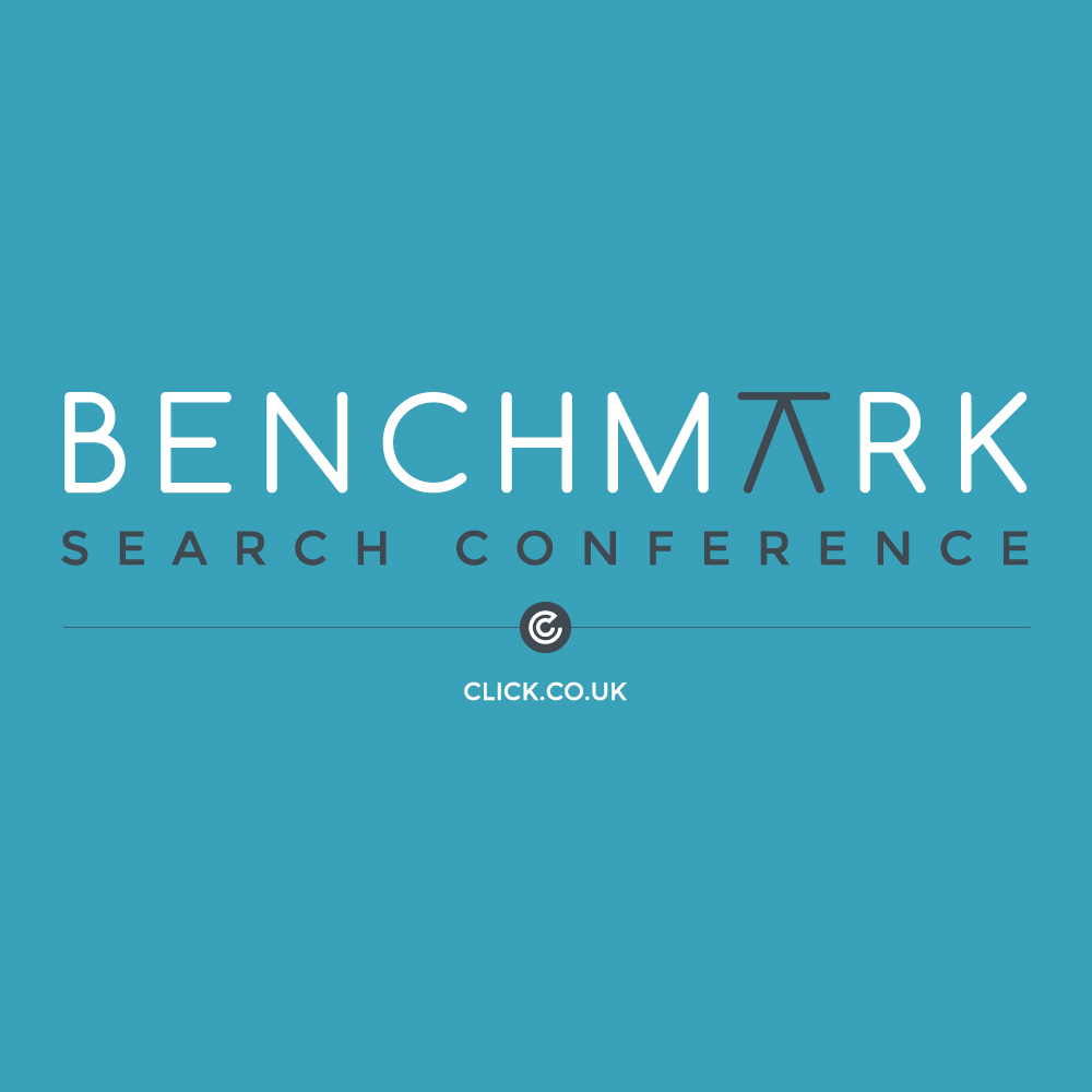 Benchmark Search Conference 2018 Logo