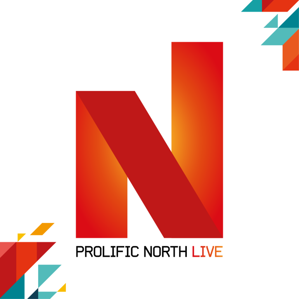 Prolific North Live 2018 Logo