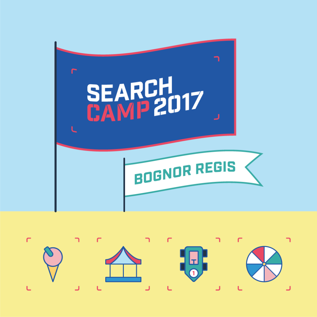 Search Camp 2017 Logo