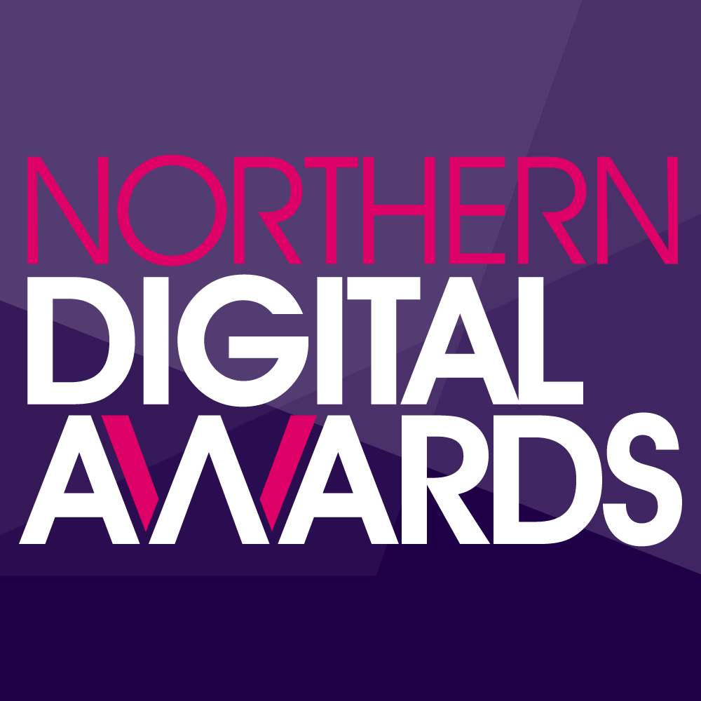 Northern Digital Awards 2018 Logo