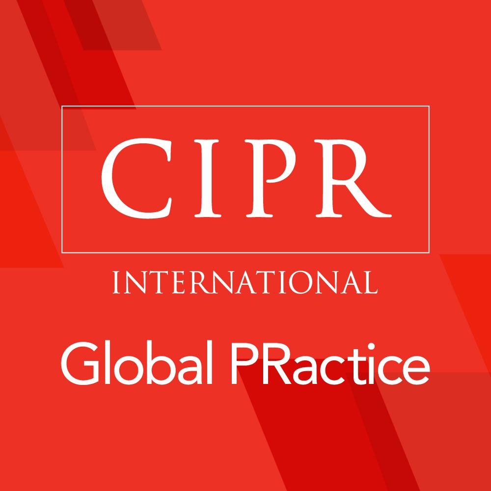 CIPR Global PRactice Conference 2017 Logo