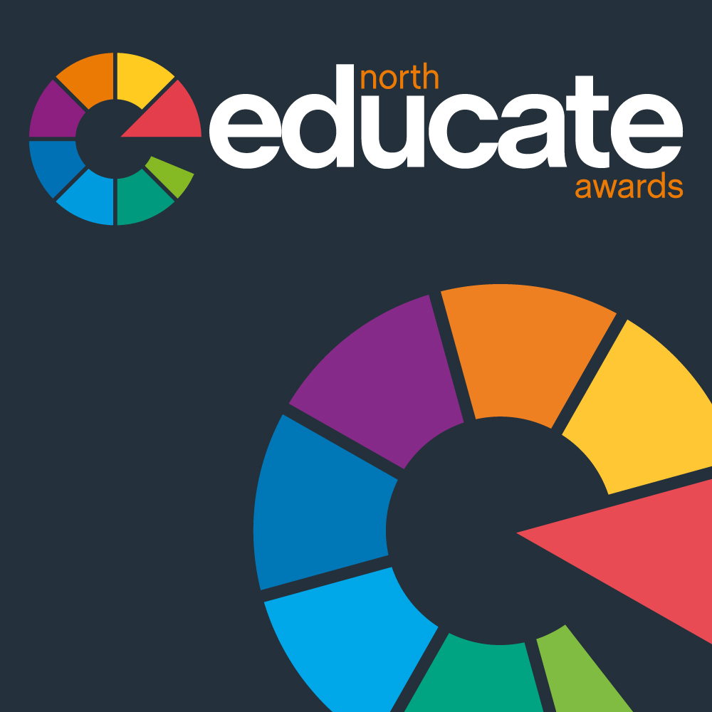 Educate North Awards 2019 Logo