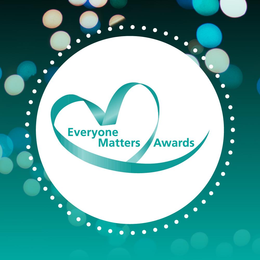 Everyone Matters Awards Logo