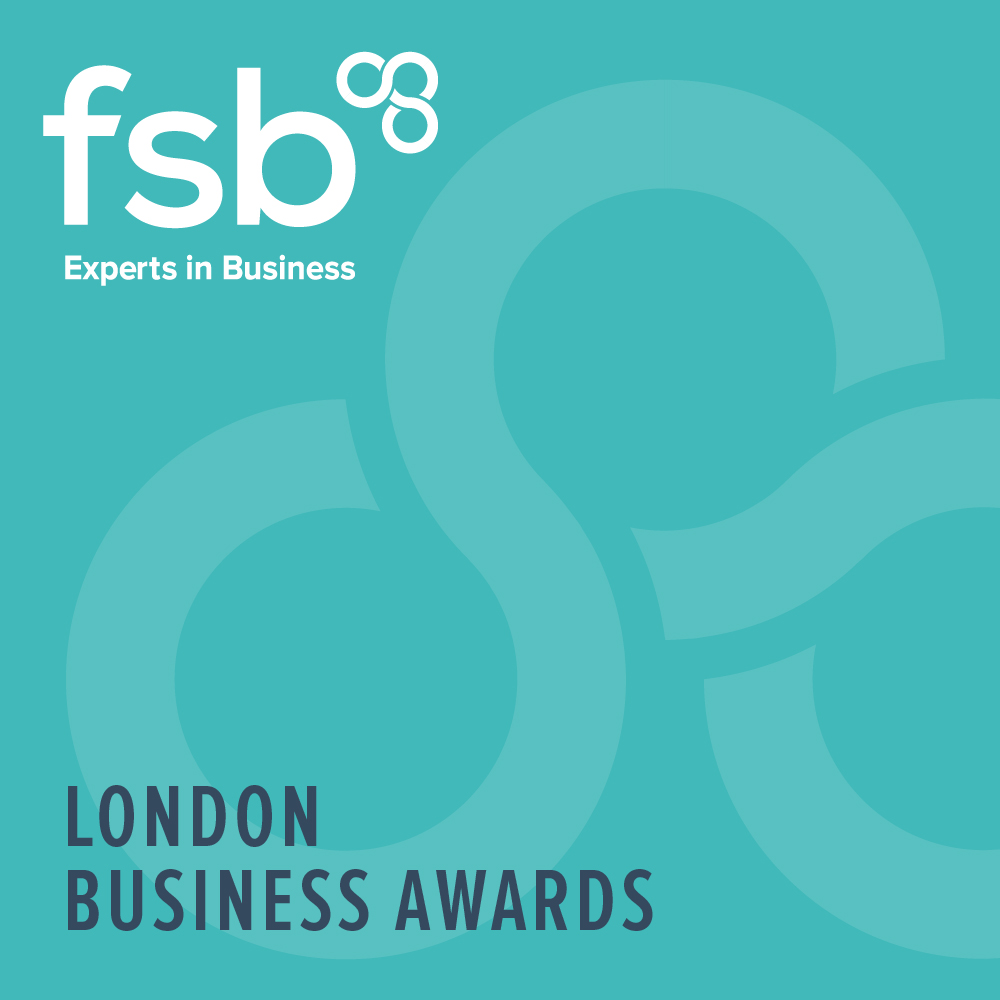 FSB London Business Awards Logo