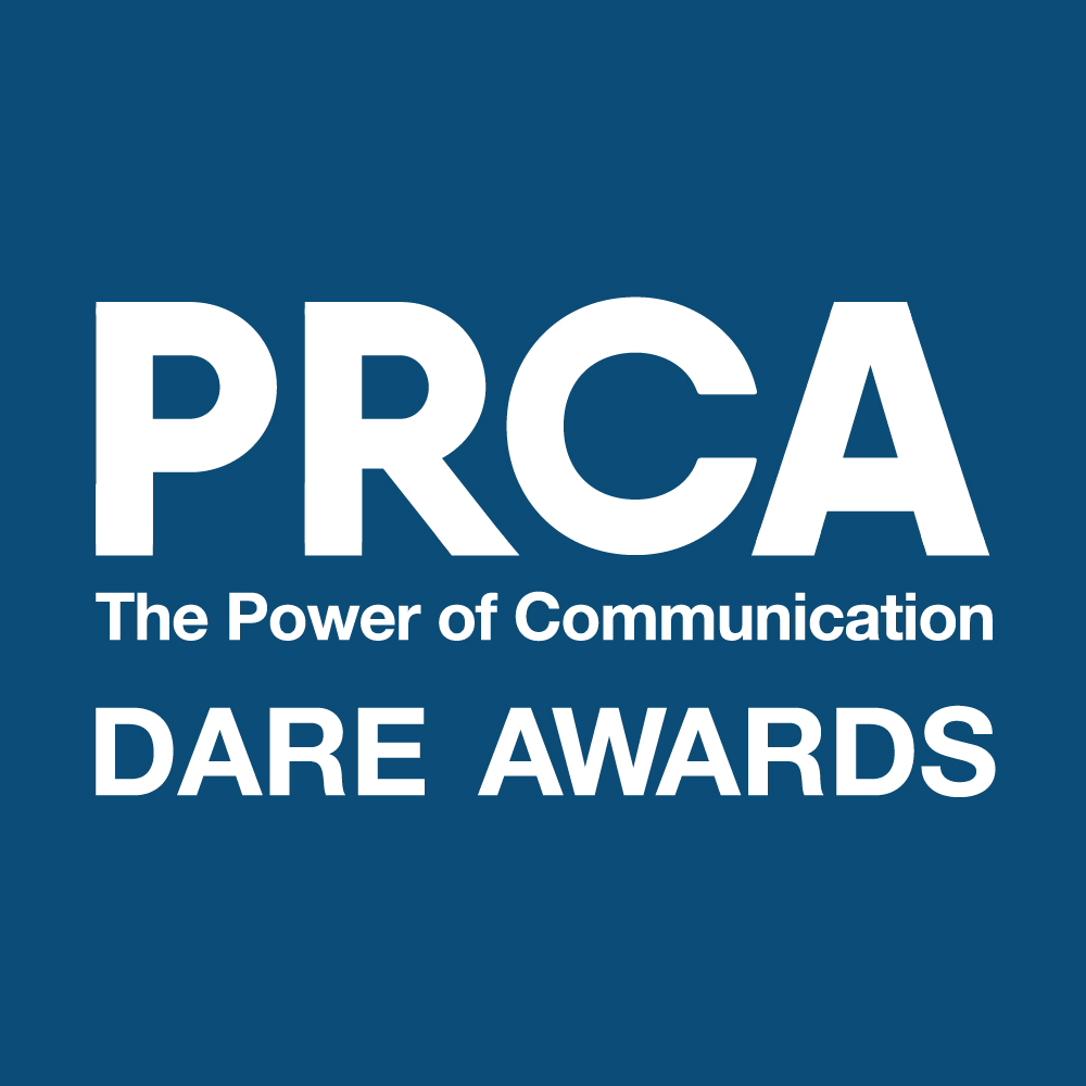 PRCA Dare Awards 2017 Logo