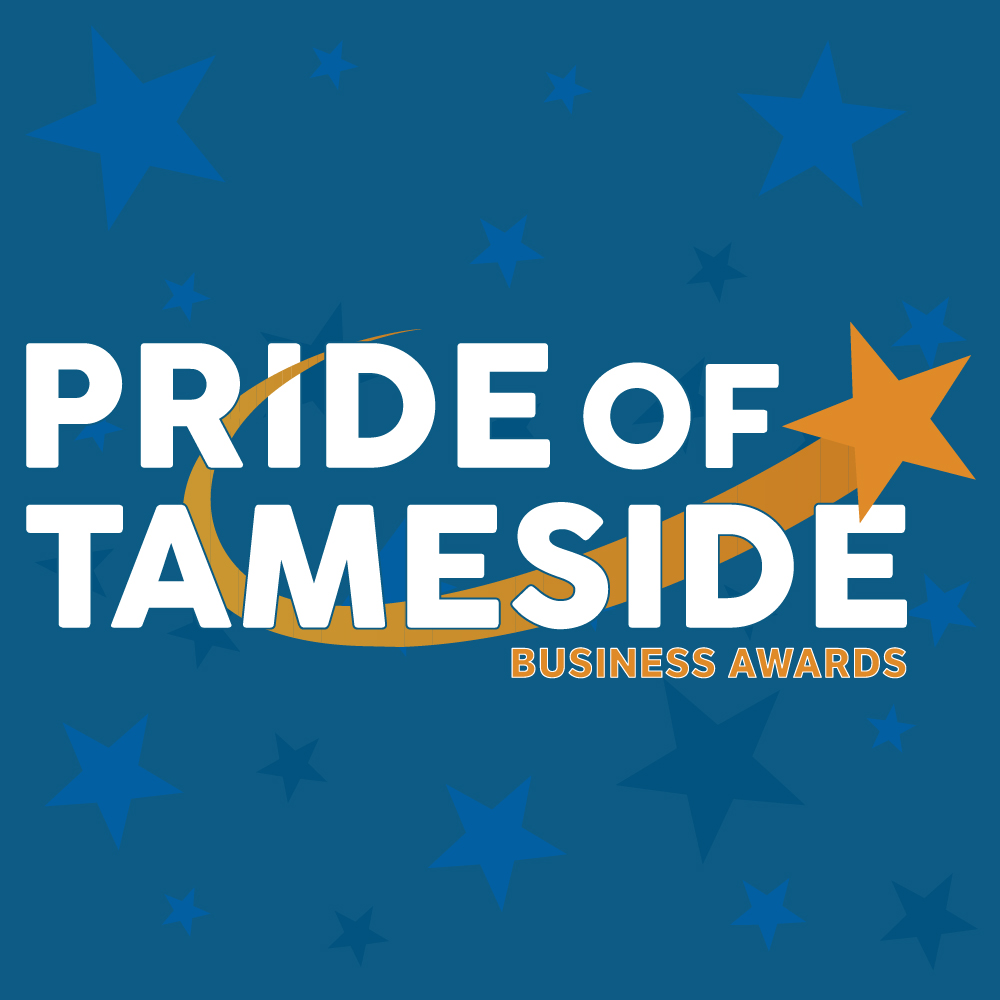 Pride of Tameside Business Awards 2018 Logo