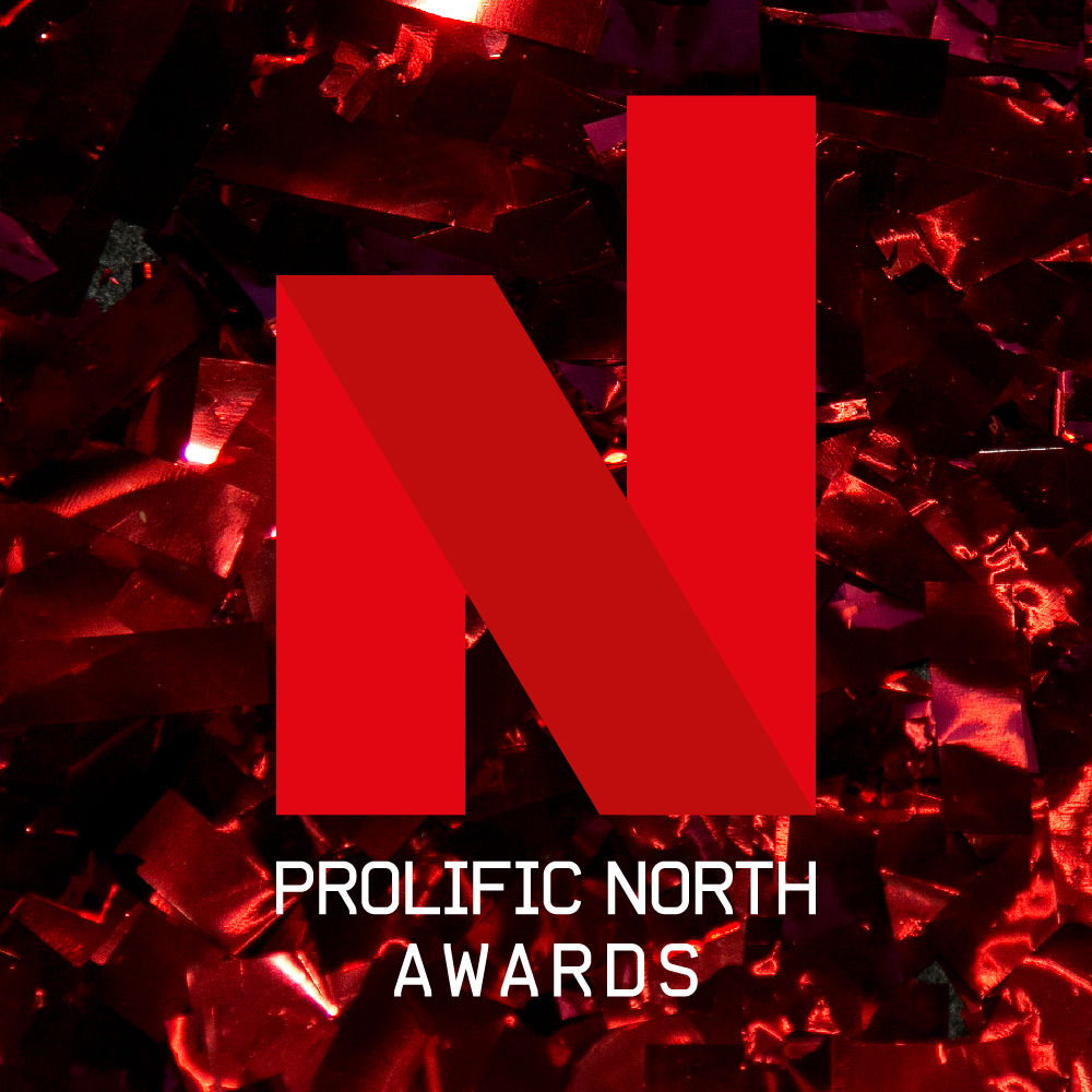 Prolific North Awards 2018 Logo