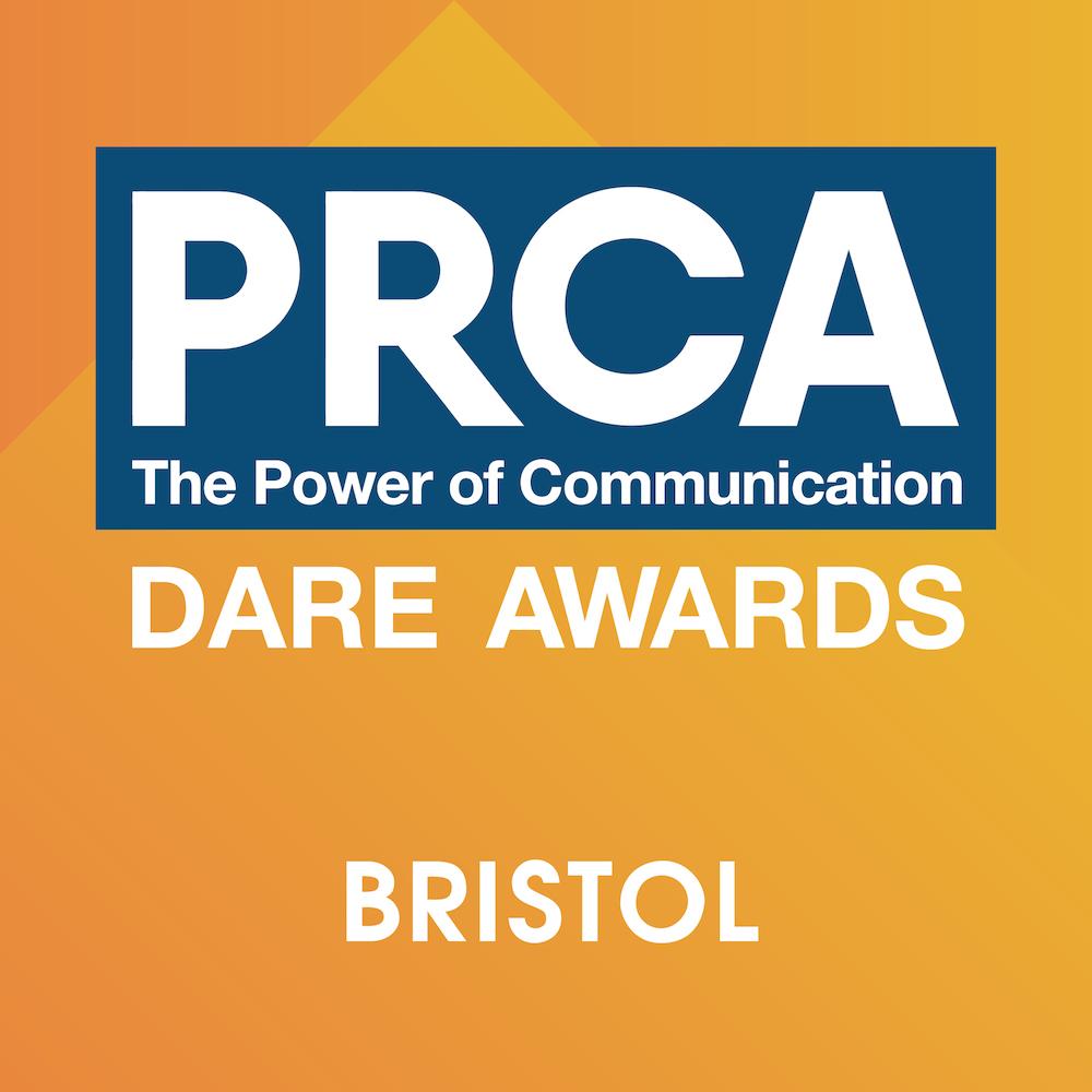 PRCA Dare Awards 2019 – Bristol Logo