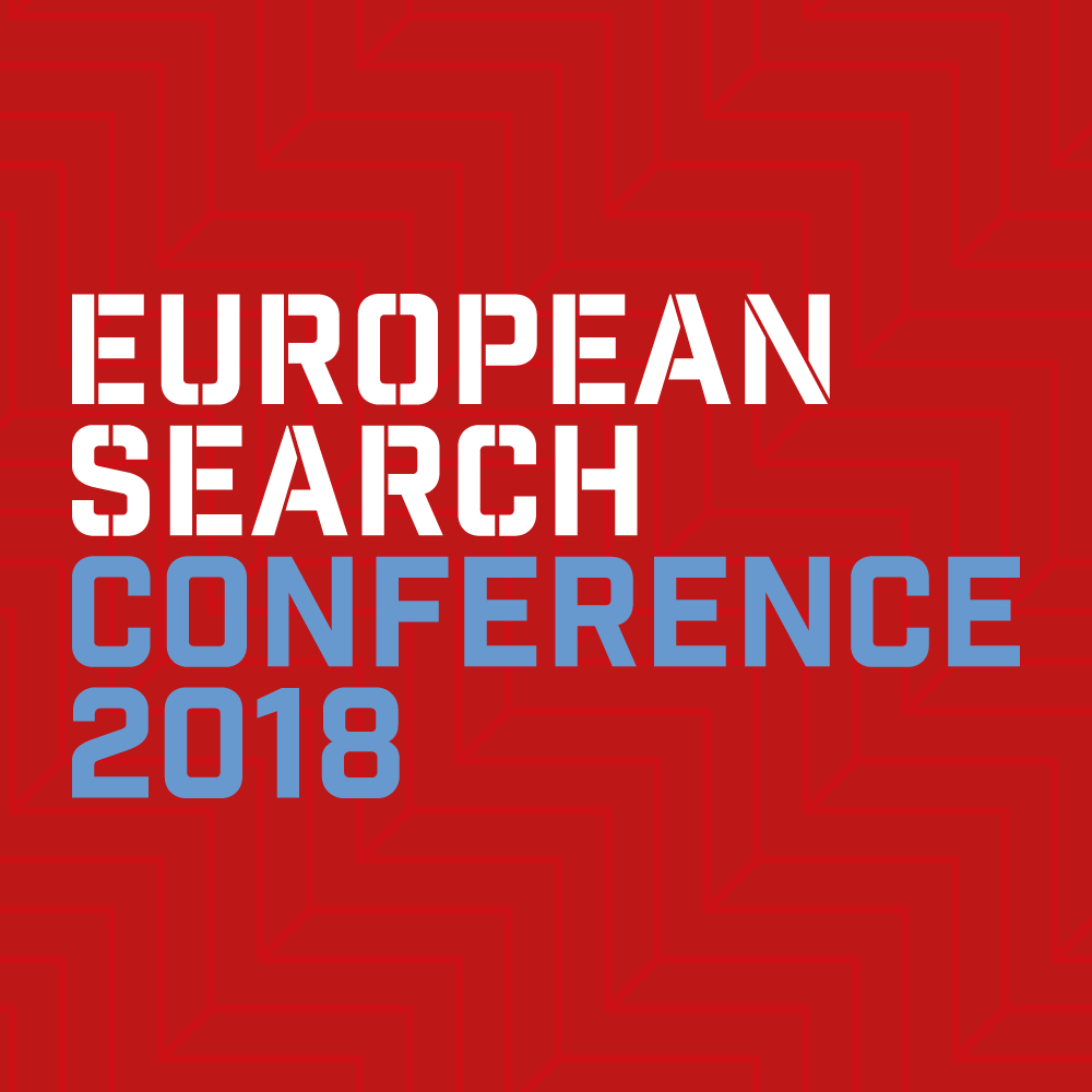 European Search Conference 2018 Logo