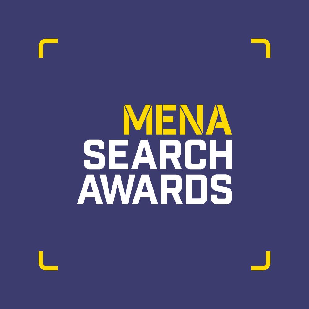 MENA Search Awards 2018 Logo