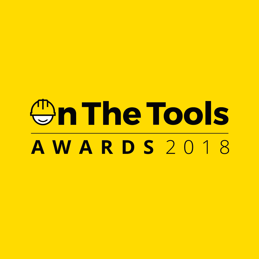 On The Tools Awards 2018 Logo