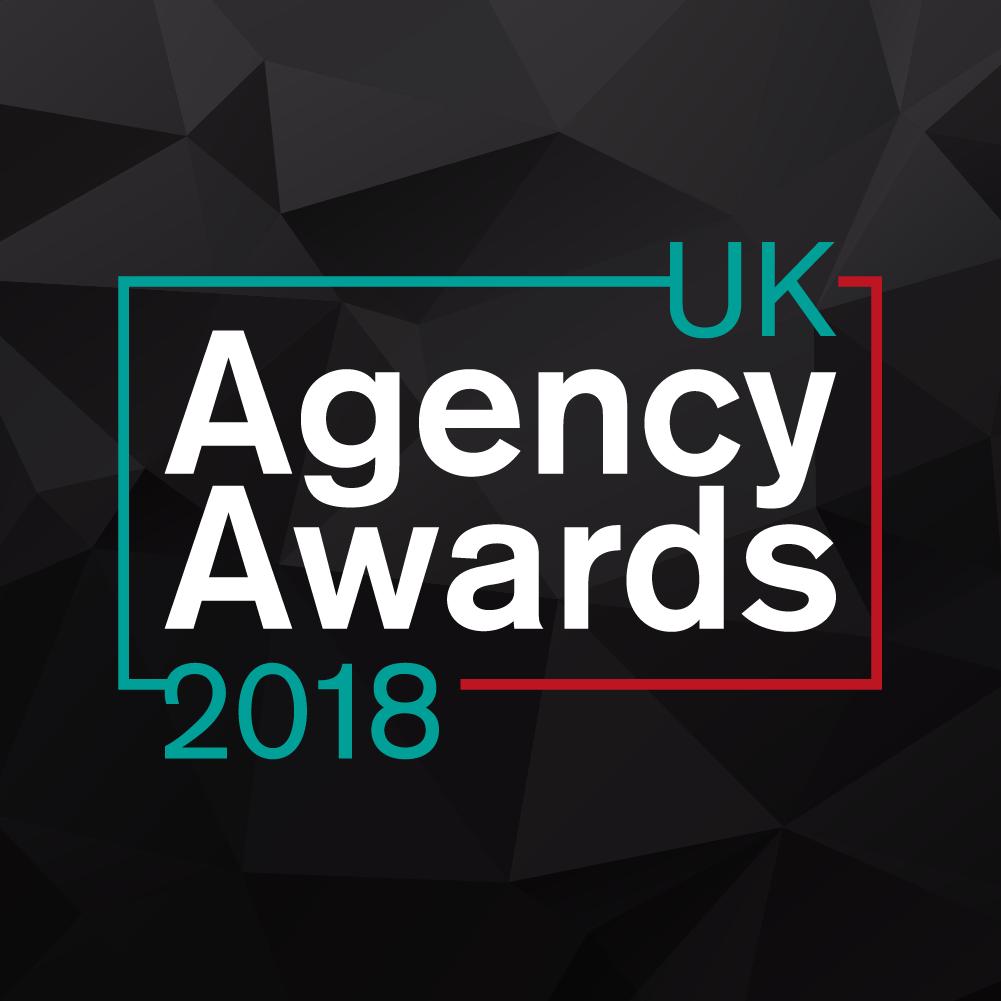 UK Agency Awards 2018 Logo