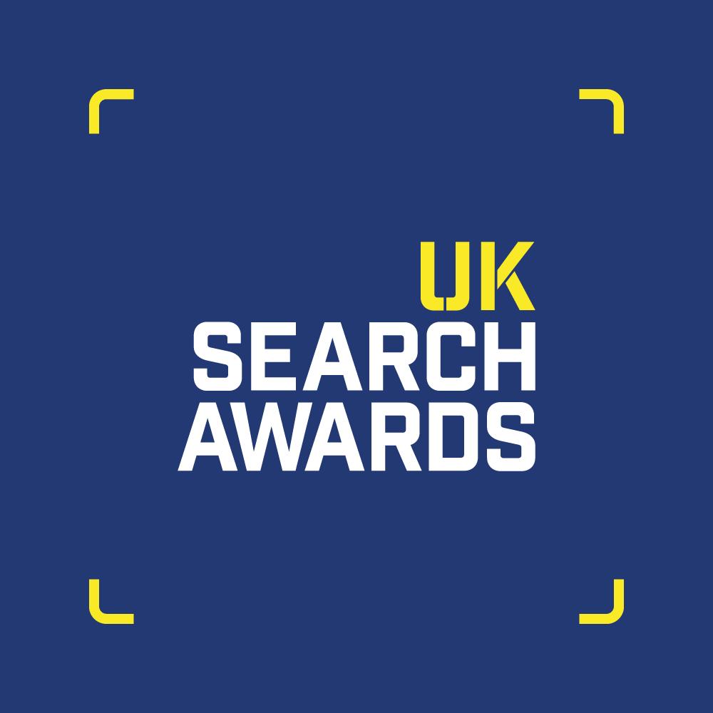 UK Search Awards 2018 Logo