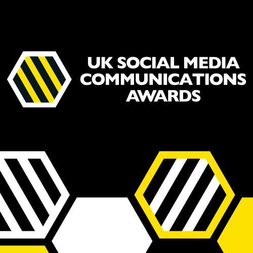 UK Social Media Communications Awards 2018 Logo