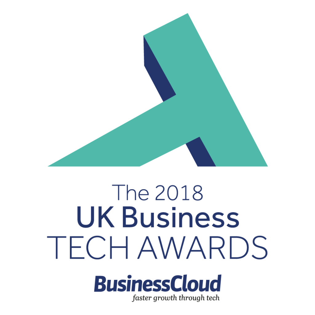 UK Business Tech Awards 2018 Logo