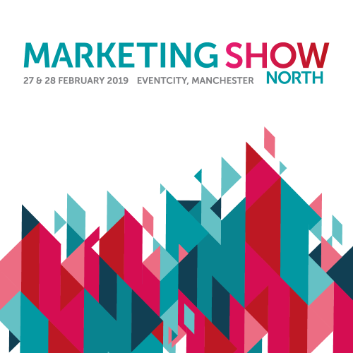 Marketing Show North 2019 Logo