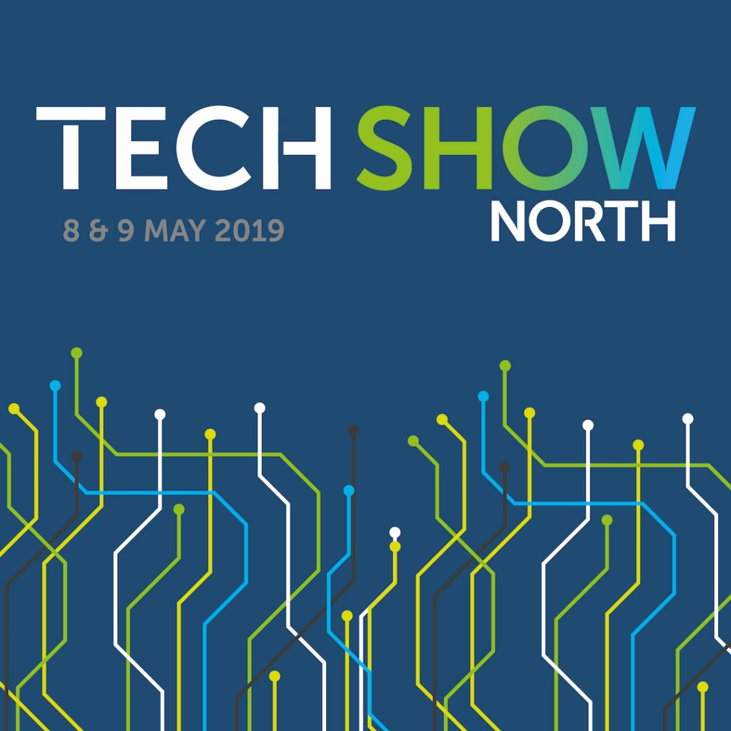 Tech Show North 2019 Logo