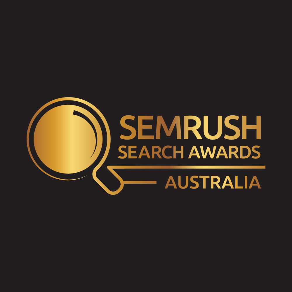 SEMrush Search Awards 2018 Logo