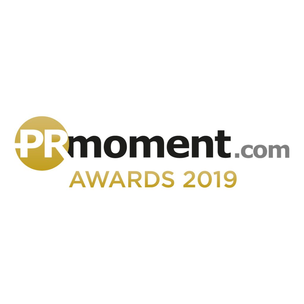 PRmoment Awards 2019 – Entries Logo