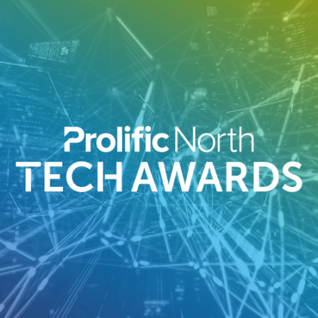 Prolific North Tech Awards 2019 Logo