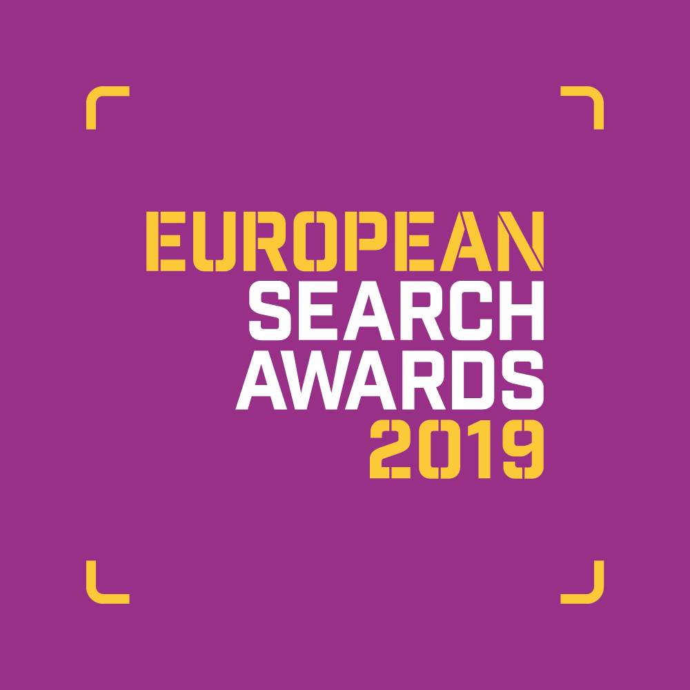 European Search Awards 2019 Logo