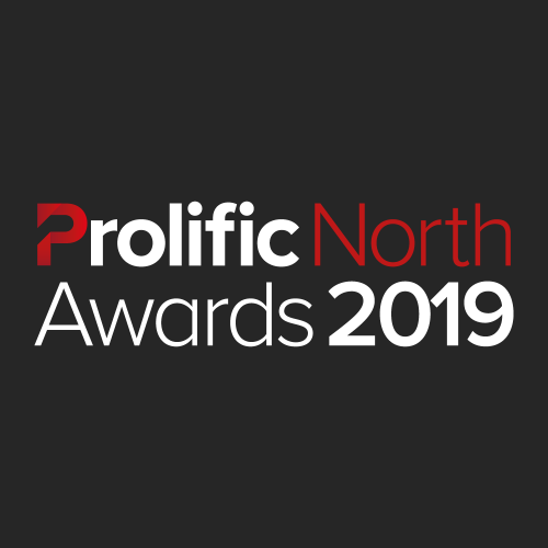 Prolific North Awards 2019 Logo