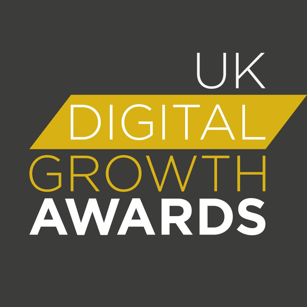 UK Digital Growth Awards 2019 Logo