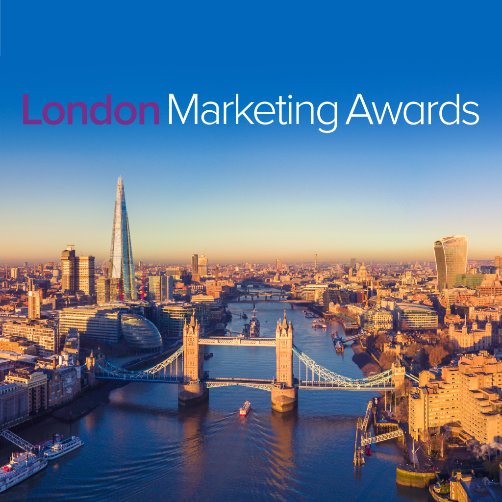 London Marketing Awards 2019 Logo