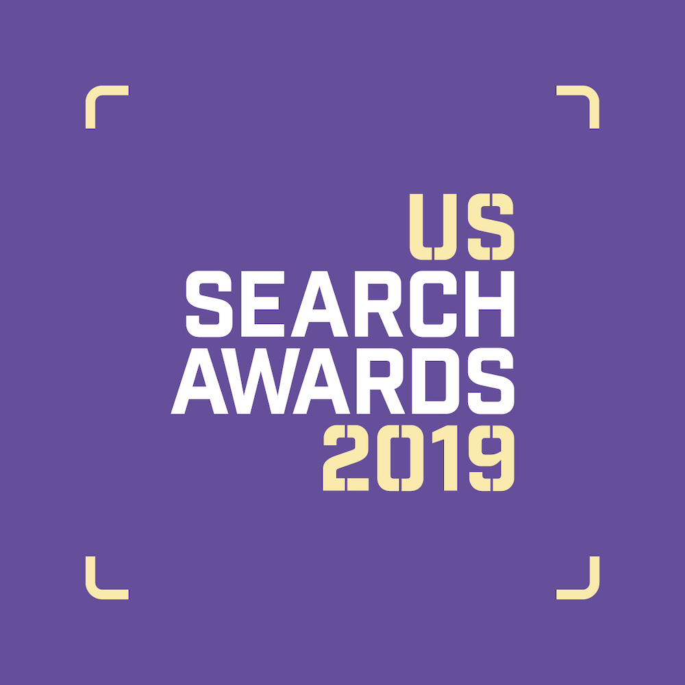 US Search Awards 2019 Logo