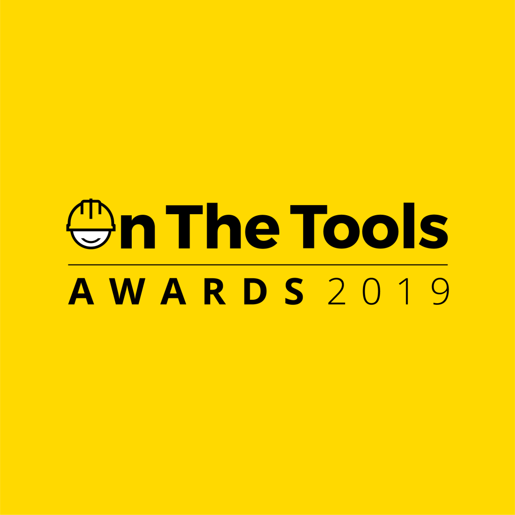 On The Tools Awards 2019 Logo