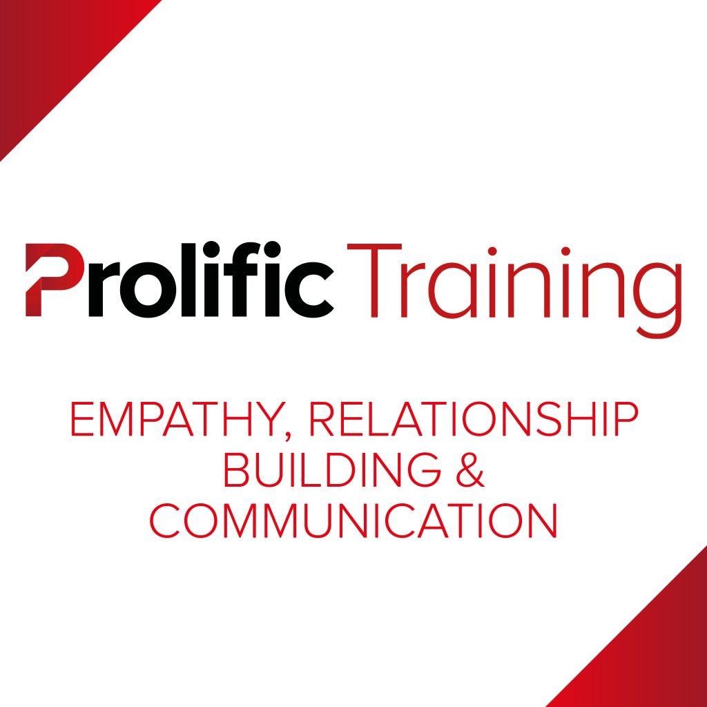 Prolific Training – Empathy, Relationship Building & Communication: Lumina Spark Logo