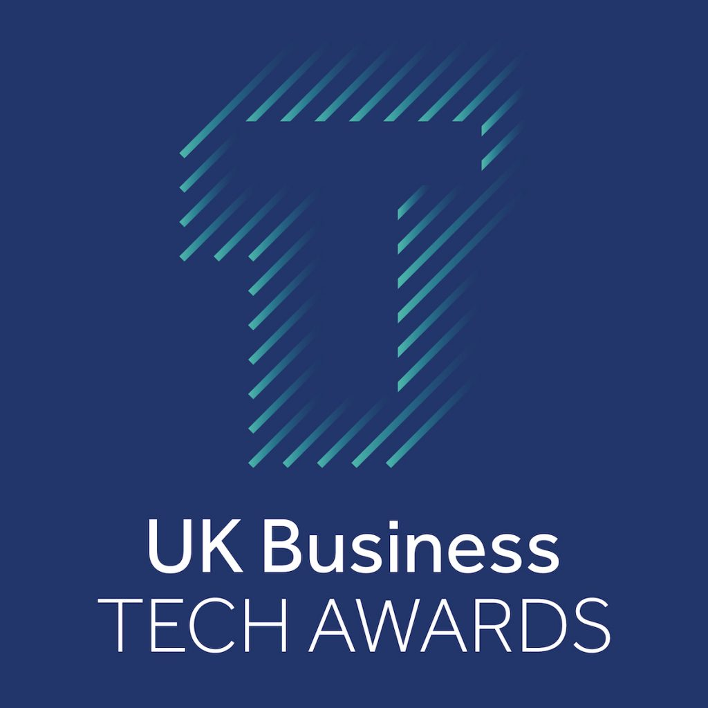 UK Business Tech Awards 2020 Logo