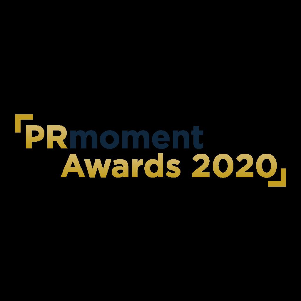 PRmoment Awards 2020 – Entries Logo