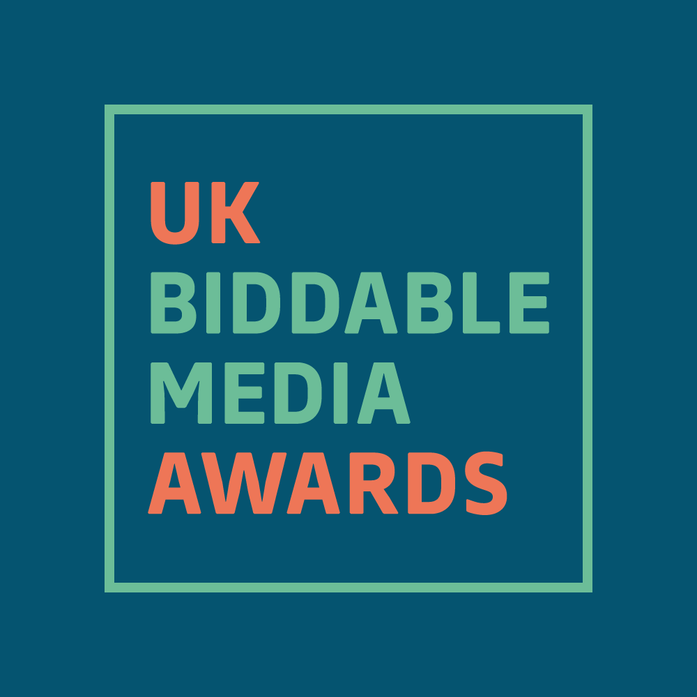 UK Biddable Media Awards 2020 Logo