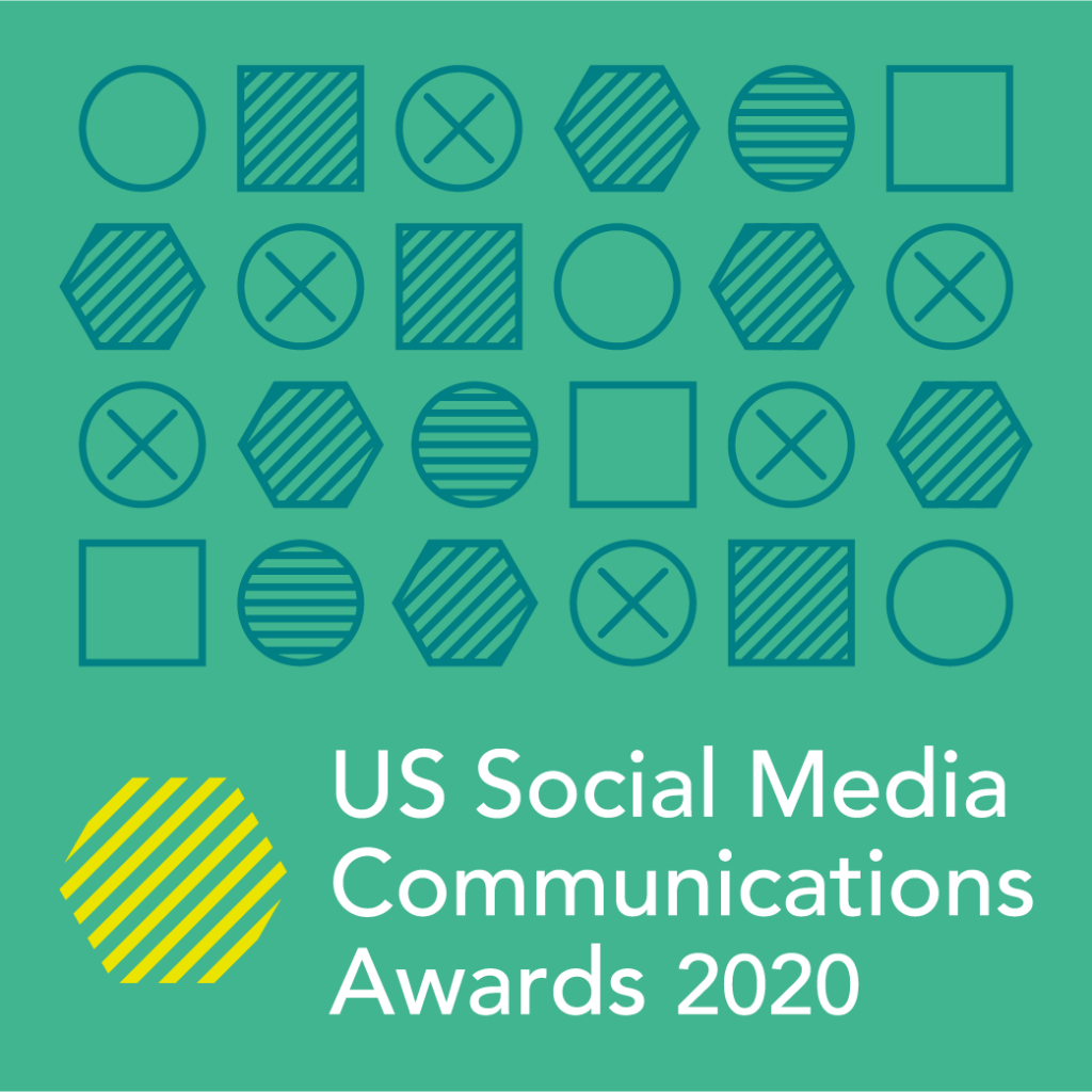 US Social Media Awards 2020 Logo