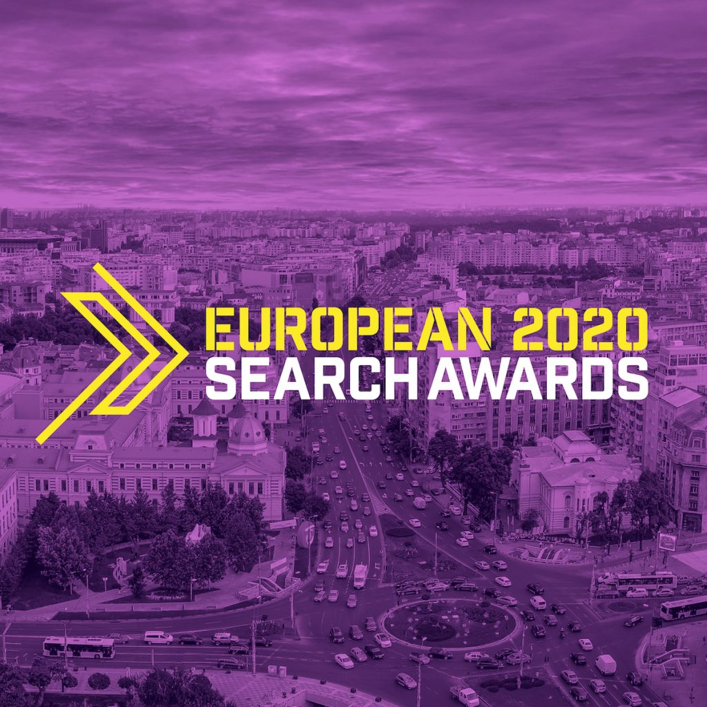European Search Awards 2020 Logo