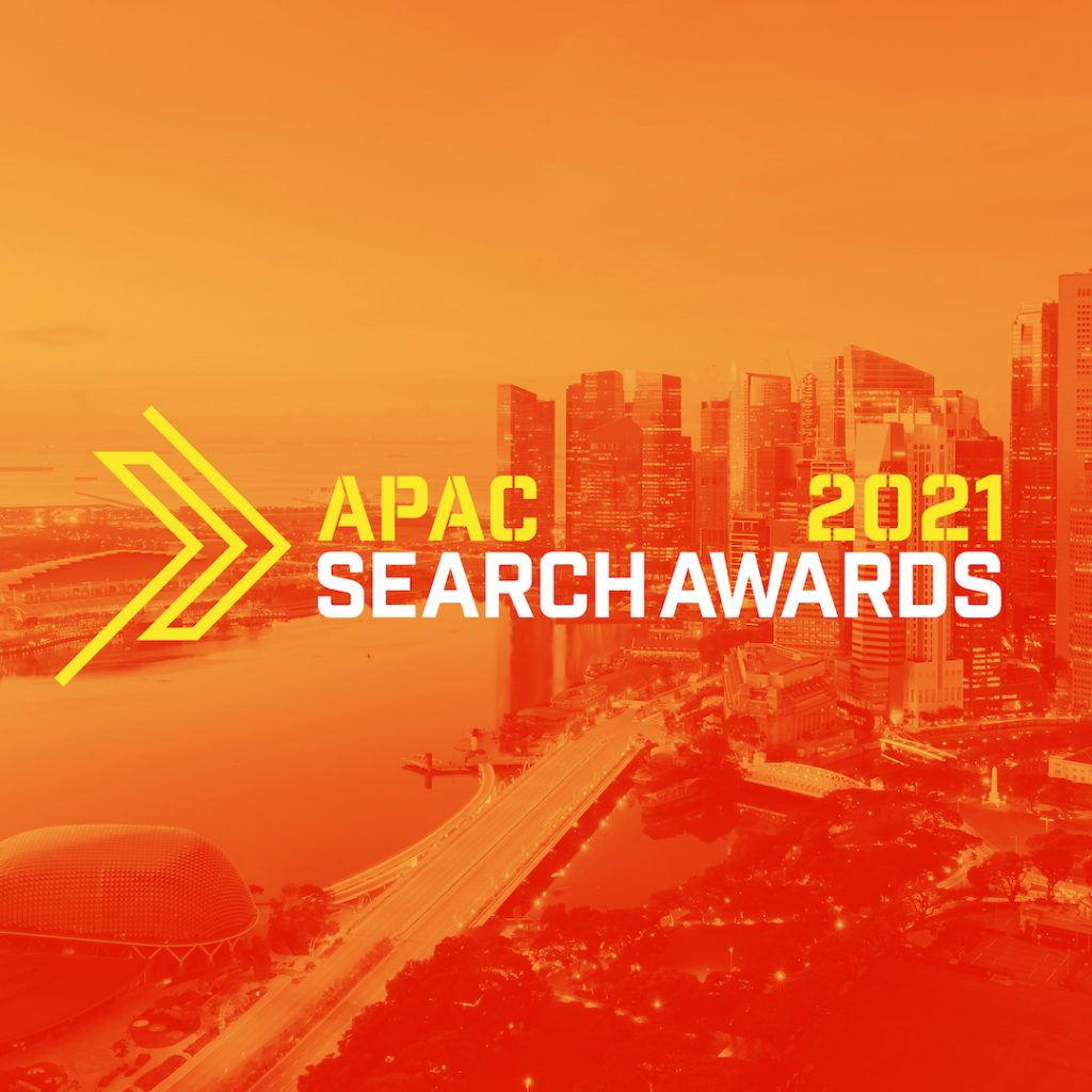 APAC Search Awards 2021 Logo