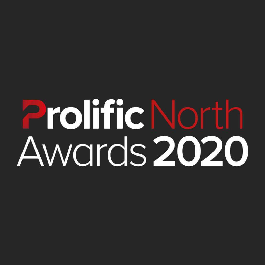 Prolific North Awards 2020 Logo