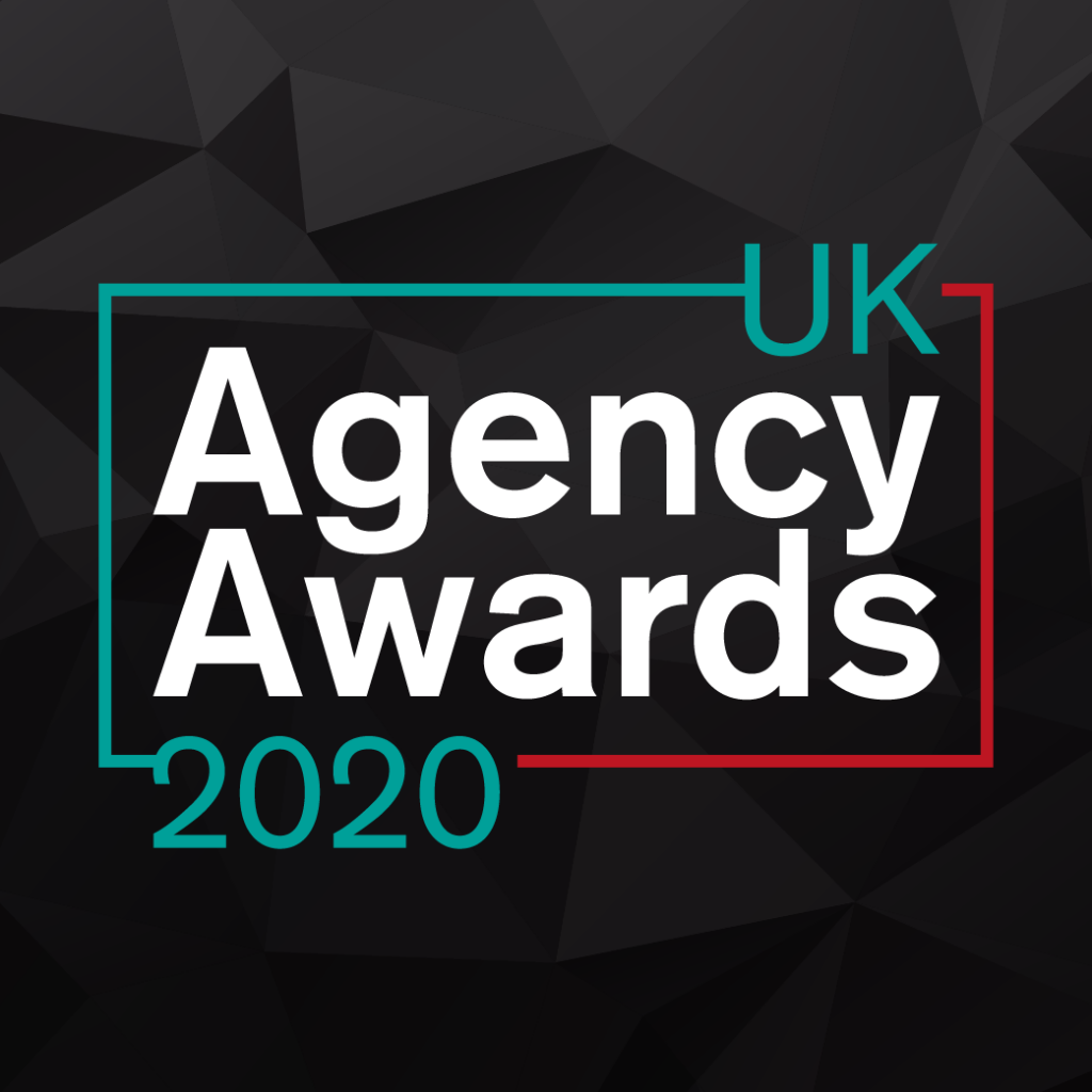 UK Agency Awards 2020 Logo